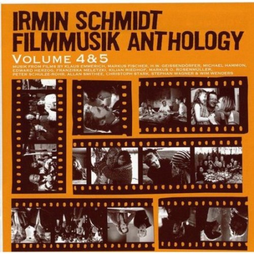 Filmmusik Anthology, Vols. 4 & 5 [CD]