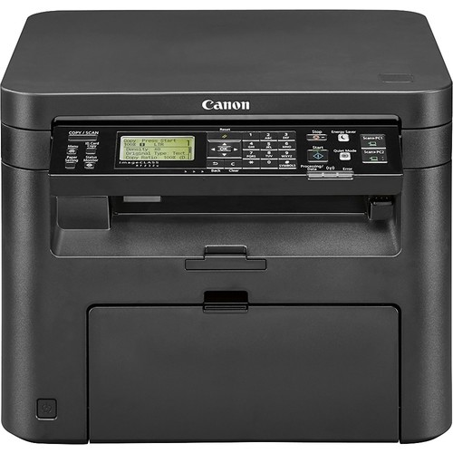 Canon - imageCLASS MF232w Black-and-White All-In-One Printer
