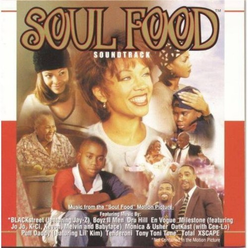 Various - Soul food (Ost) (CD)