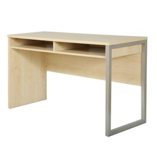 South Shore Interface Desk in Natural Maple
