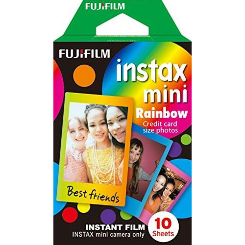 Rainbow Instax Mini Film