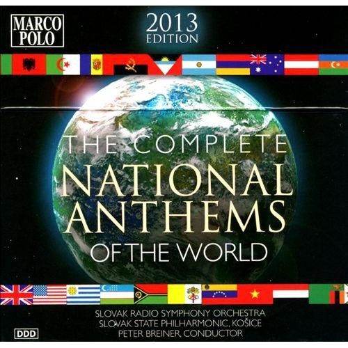 National Anthems Of The World: 2013 Edition - CD
