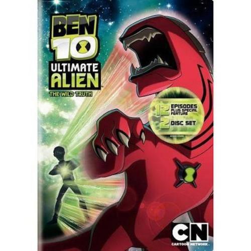 Ben 10 ultimate alien:Wild truth (DVD)