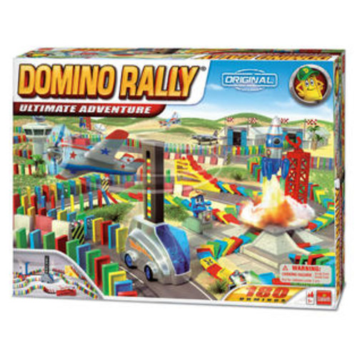 Goliath Games Goliath Domino Rally Ultimate Adventure
