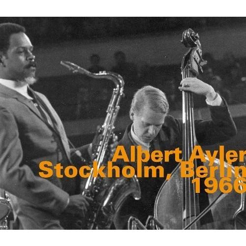 Stockholm, Berlin 1966 [CD]