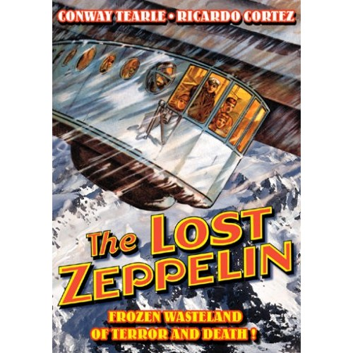 The Lost Zeppelin [DVD] [1929]