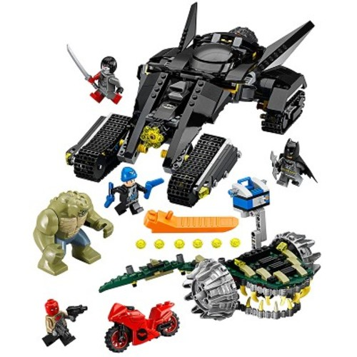 LEGO Super Heroes Batman: Killer Croc Sewer Smash 76055