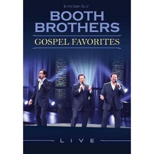Gospel Favorites Live [DVD]