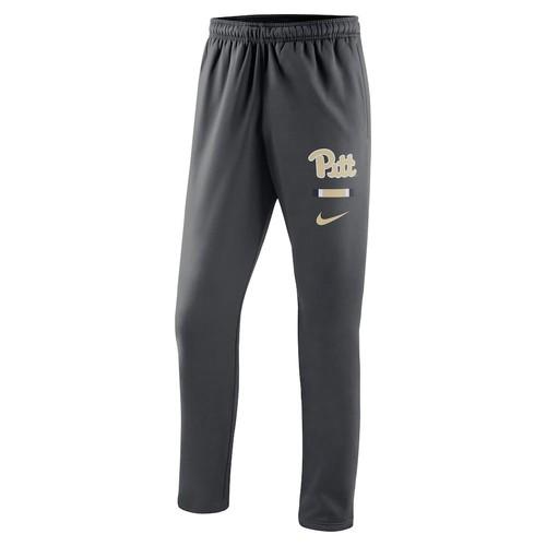 Men's Nike Pitt Panthers Therma-FIT Pants