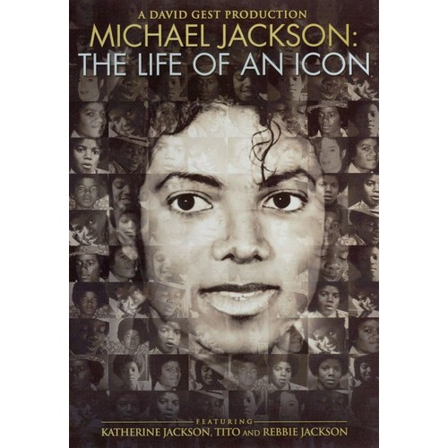 Michael Jackson: The Life of an Icon [DVD] [2011]