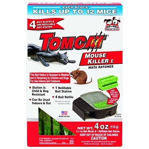 Tomcat Mouse Killer I