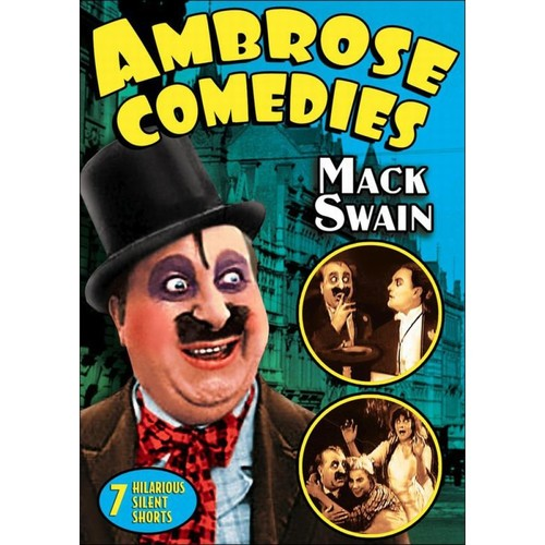 Ambrose Comedies: 7 Hilarious Silent Shorts [DVD]
