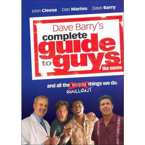 Dave Barry's Complete Guide to Guys [DVD] [2005]