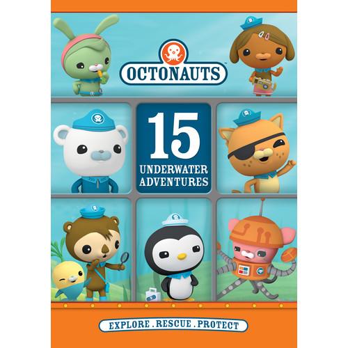 Octonauts: 15 Underwater Adventures [DVD]