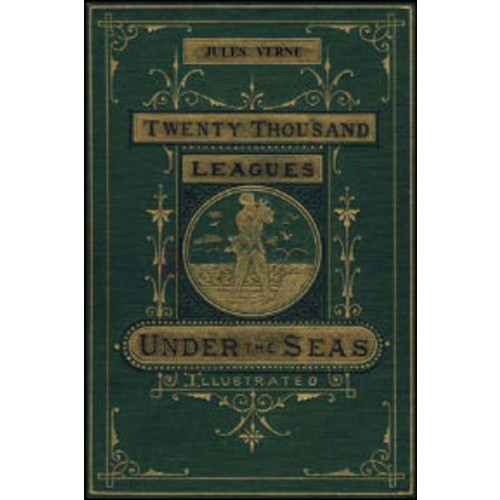 Twenty Thousand Leagues Under the Seas: An Underwater Tour of the World