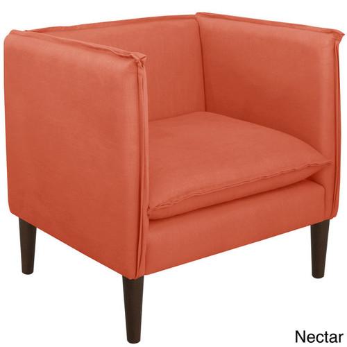 Skyline Furniture Linen Fabric Modern Accent Chair