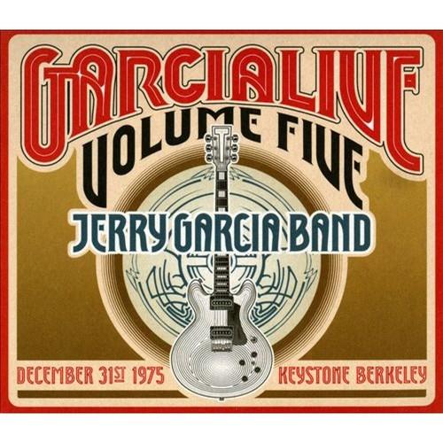 Garcia Live, Vol. 5: December 31st, 1975 Keystone Berkeley [CD]