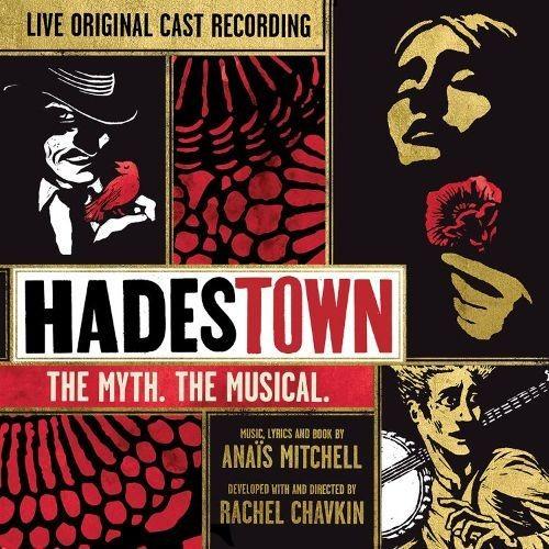 Hadestown: The Myth. The Musical. [Live Original Cast Recording] [CD]