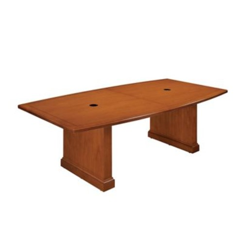 DMI Office Furniture Belmont 42'' Boat Conference Table, Executive Cherry (7130-96EX)