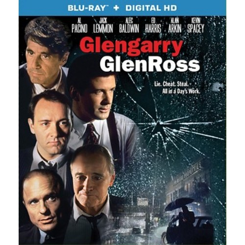 Glengarry Glen Ross (Blu-ray + Digital)