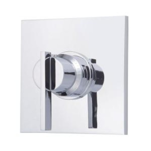 Danze Sirius 3/4 in. Thermostatic Shower Valve Trim Only in Chrome