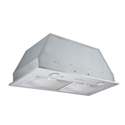Ancona Inserta Elite 28 in. Insert Range Hood with LED in Stainless Steel