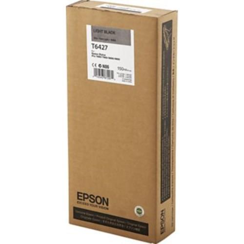 Epson 642 150ml Light Black UltraChrome HDR Ink Cartridge (T642700)