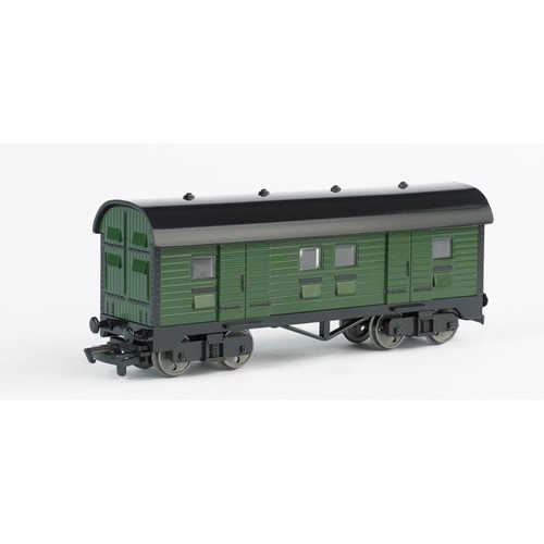 Bachmann Trains Thomas & Friends? Mail Car - Green - HO Scale