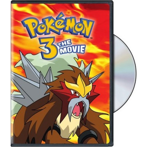 Pokemon 3: The Movie (DVD)
