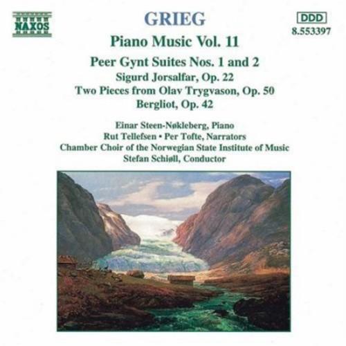 Grieg: Pia...