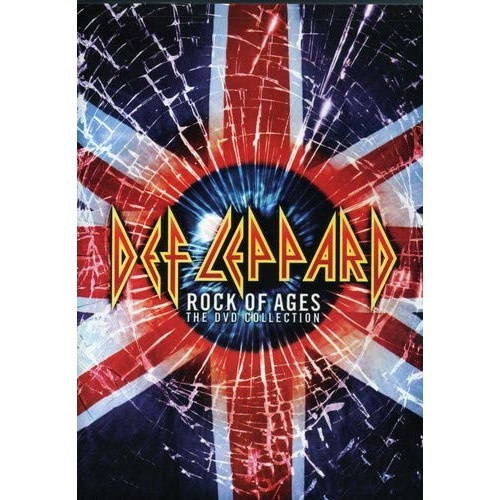 Def Leppard - Rock of Ages: Definitive Collection