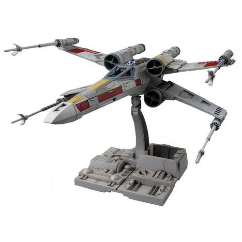 X-Wing Star Fighter ''Star Wars'', Bandai Star Wars 1/72 Plastic Model