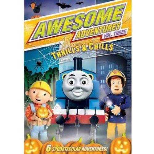 Awesome Adventures, Vol. 3: Thrills & Chills [DVD]