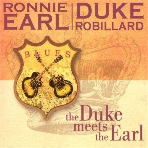 The Duke Meets the Earl [CD]
