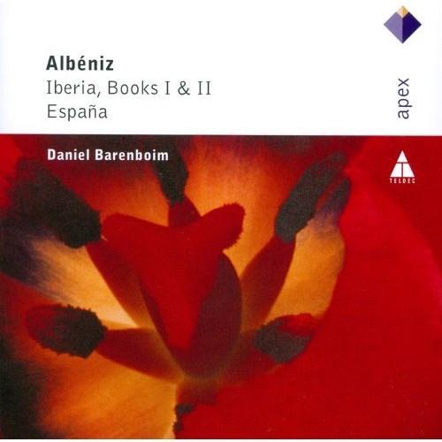 Iberia Books 1 & 2 - CD