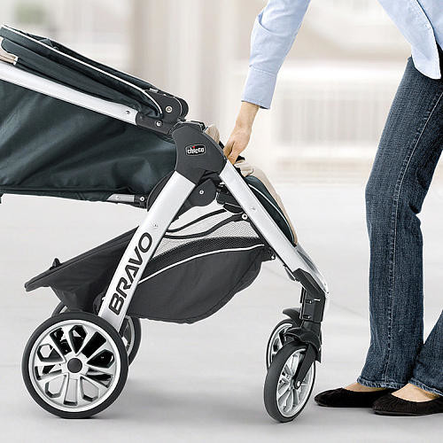 Chicco Bravo Trio Travel System - Orion