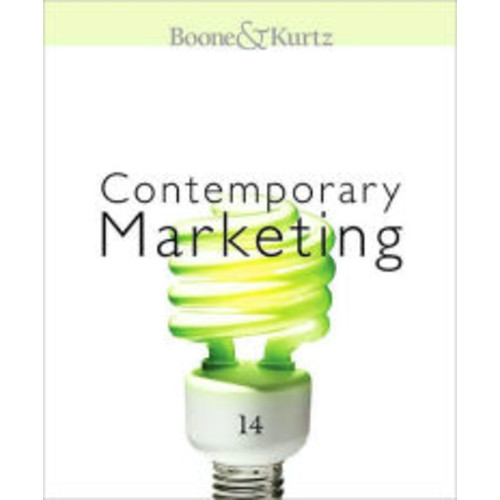 Contemporary Marketing / Edition 14