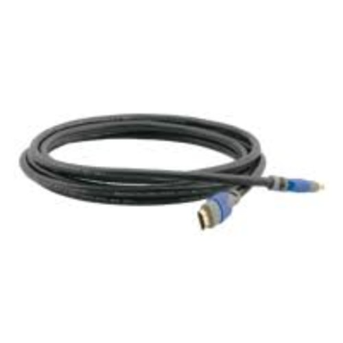 Kramer C-HM/HM/PRO Series C-HM/HM/PRO-15 - Video / audio / network cable - 15 ft - M 19 pin HDMI Type A to M 19 pin HDMI Type A
