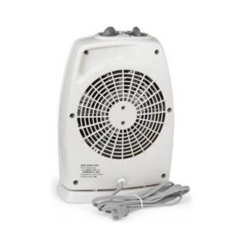 Holmes 1500-Watt Pivoting Heater Fan with ViziHeat Display