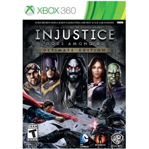 Injustice Gods Among US Ultimate - XBOX 360