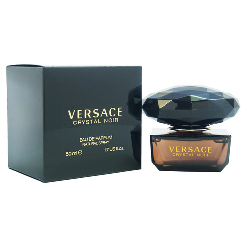 Versace Crystal Noir by for Women - 1.7 oz EDP Spray
