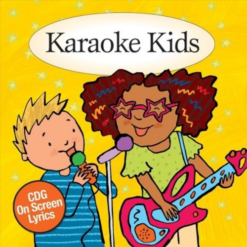 Karaoke Kids By Karaoke (Audio CD)