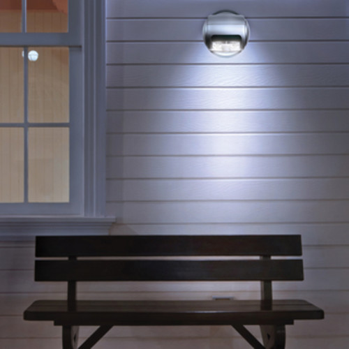 Black Series Wireless LED Porch Light