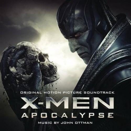 X-Men: Apocalypse [Original Motion Picture Soundtrack] [CD]