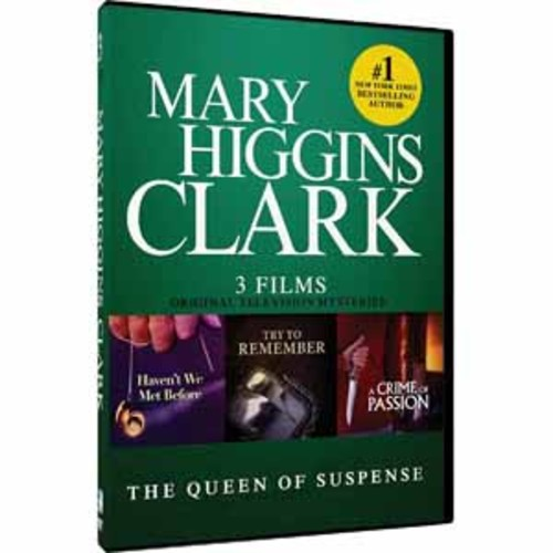 Mary Higgins Clark: 3 Films: Original Television Mysteries [DVD]