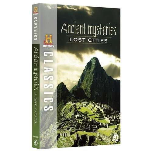 Ancient Mysteries: Lost Cities [4 Discs] [DVD]