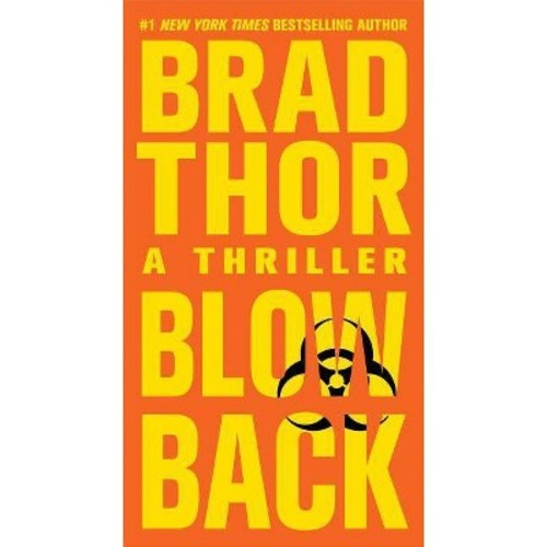 Blowback (Paperback) by Brad Thor