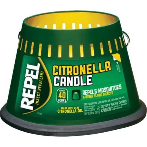 Repel Citronella Three-Wick Insect-Repellent Candle [MODEL : TRIPLE WICK]