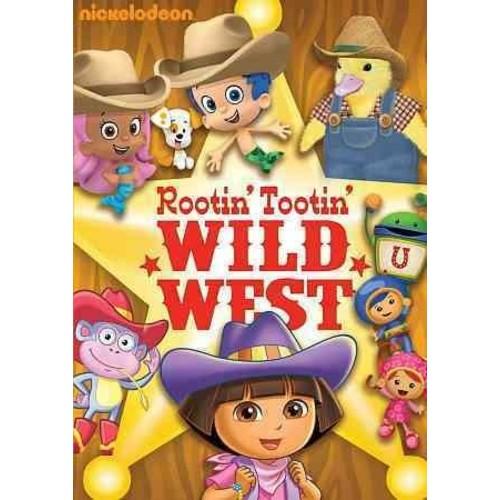 Nickelodeon Favorites: Rootin Tootin Wild West DVD