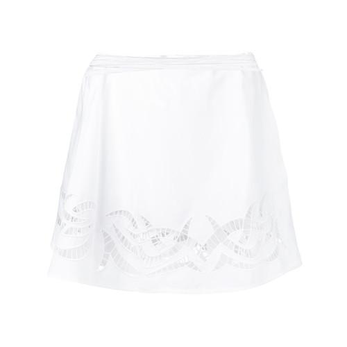 ALEXANDER WANG Stitching Detailed Skirt